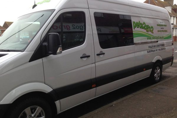 Pet Transport UK